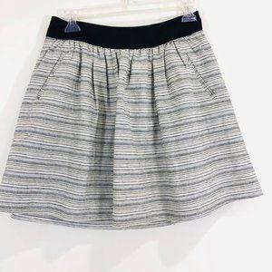 Banana Republic Woman's Sz 2 Skirt Lined Cotton